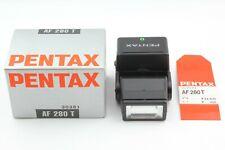 [Mint in Box] PENTAX AF280T Shoe Mount Flash Light Gun for Pentax 645 LX #389