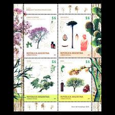 Argentina 2015 - Flora - Trees - Sc 2764 MNH