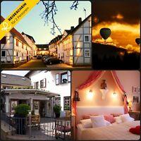 6Tage 2P 4★ Hotel Bad Zwesten Kassel Edersee Kurzurlaub Hotelgutschein Kurzreise