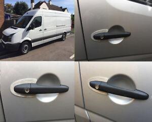 Mercedes Sprinter 2006-2018 Front Doors Pro Plates