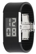 ROSENDAHL Herren Armbanduhr  Digital Watch II schwarz 43103
