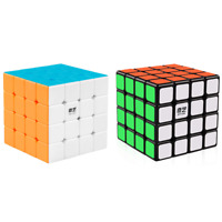 4x4x4 Fast Speed Cube Super Puzzle Rubik Rubix Magic Cube Smooth
