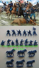 1:72 FIGUREN 151 US Cavalry Gettisburg - STRELETS NEU