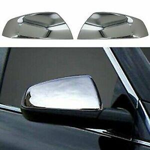 For 2010 2011 2012 2013 2014 2015 2016 Cadillac SRX Chrome Mirror Covers Overlay