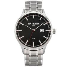 New Men's Watch Ben Sherman Watch WB056BSM Men's Wristwatch