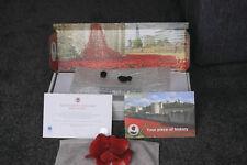 More details for original paul cummins ceramic poppy from the tower of london in original box.