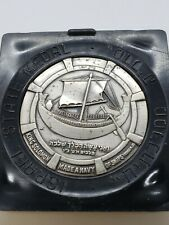 935 Silver Israel State Medal 35mm 1964 S.S. Shalom