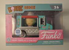 Funko Dorbz Ride: Freddy Funko with Ice Cream Truck (Funko Shop Exclusive)