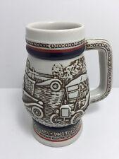Stanley Steamer Bugatti Ford Model T Car Auto Avon Coffee Mug Cup Collectible