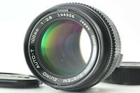 EXC+5 Olympus OM-SYSTEM Zuiko Auto-T 100mm f2.8 From JAPAN #F625
