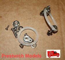 Capucha Hatch cerraduras o anillo tipo RC Modelo Bote de Gas Nitro Clips Cubierta Del Motor