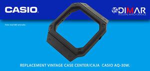 Ersatz Vintage Packung / Gehäuse Zentrum Casio AQ-30W, NOS