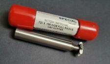 532 Full Radius Keyseat Cutters Sh Carbide Machinist Keyway Woodruff