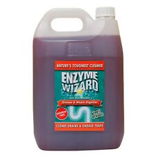 Enzyme Wizard Grease & Waste Digestor 5lt Jerry Can