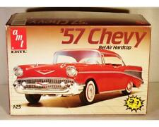 1957 Chevy Bel Air Hardtop - 3 in One Classic - 1/25 Model Car Kit