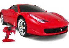 Maisto Red 1:24 Scale Ferrari 458 Italia R/C Vehicle 81058