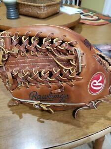 Rawlings PRO-3MTFOT Heart Of The Hide Baseball Glove LHT 12 inch + Glove Butter