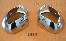 GOLDWING GL1800 Chrome Mirror Housings (45-1232) MADE BY ADD ON