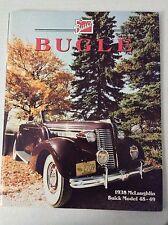Buick Bugle Magazine 1938 McLaughlin Buick Model 48-49 April 1995 032017NONRH
