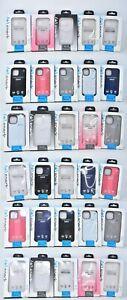 Speck Presidio2 Grip Clear Ombre Case for iPhone 12, 12 Pro, 12 Mini, 12 Pro Max
