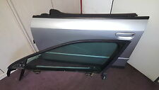 Tür vorne links Audi A4 B6 8E Limousine silber metalik 2002-BJ 148-TKM