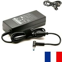 ALIMENTATION CHARGEUR 90W 19.5V 4.62A 4.5*3.0mm HP 15-AC658TX