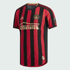 Adidas 2019 Atlanta United Fc Authentic Home Mls Soccer Football Jersey M/L/Xl