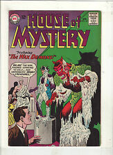 HOUSE OF MYSTERY #142 VF/NM