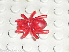 Araignée TrRed LEGO Animal Spider minifig 30238 / 4855 7071 4850 7074 4757 4851