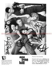ONE TREE HILL TV SHOW CAST SIGNED AUTOGRAPHED 8x10 RP PHOTO SOPHIA BUSH HILLARY
