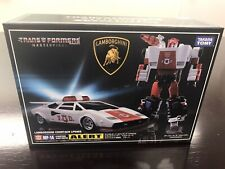 MP-14 RED ALERT MISB Transformers Masterpiece Takara NOT KO g1 mp14 redalert USA