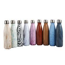 500 минимальное бутылка воды вакуумной изоляцией тепловой металл спортивные холодный фляга/теплый кубок