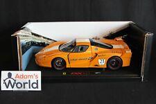 Hot Wheels Elite Ferrari FXX 1:18 #21 M. Bareither (GER) (PJBB)