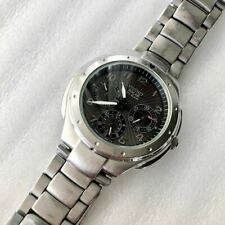 Seiko Solar Men'S Quartz Watch With Chronograph Operating Products
