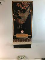 Vintage 1981 The Peters Cartridge Company Reproduction 1931 Pheasants Calendar