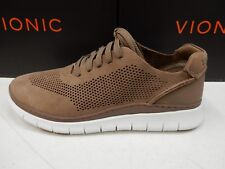 VIONIC WOMENS JOEY CASUAL SNEAKER TAUPE SIZE 8