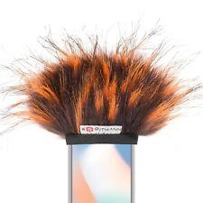 Gutmann Mikrofon Windschutz für Apple iPhone 11, 11 Pro, 11 Pro Max Modell FIRE
