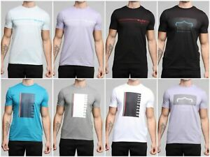 883 Police mens t shirts Designer Crew Neck Short Sleeve Cotton Graphic Printed