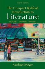 Compact Bedford Introduction To Literature  - by Meyer