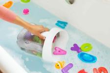 Munchkin Baby Toddler Kids Super Scoop Bath Toy Organiser Holder Storage