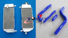 Aluminum Alloy Radiator Yamaha YZ125/YZ 125 2005-2014 2013 2012 2011 10 + HOSE