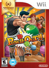 Punch-Out!! [Nintendo Selects] World Edition (Nintendo Wii, 2011)