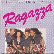 Ragazza-I Believe In Miracles Vinyl single