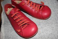 CAMPER Damen Halbschuh, Schuhe rot, Größe 39, wie neu