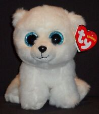 Ty Arctic the Polar Bear Beanie Baby - Mint with Mint Tag