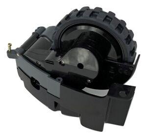 ~  Authentic Roomba e5 e6 i3 i4 i6 i7 i7+ i8 Right Drive Wheel Gray and Black