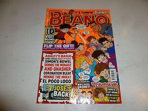 The BEANO Comic - Date 17/08/2013 - Year 2013 - UK Paper Comic