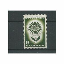 Nederland 827  MISDRUK/wegvallen groene kleur  VFU/gebr  CV  ?? €