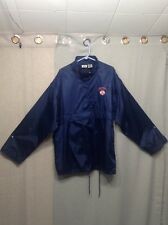 "VINTAGE RED SOX JACKET 1990s WINDBREAKER XL ""HANK AARON ORIGINALS"""