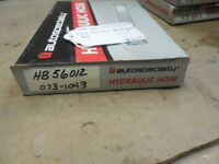 86 Fits Toyota Supra Autospecialty Brake Hydraulic Hose #HB56012 H245 0731043